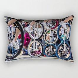 Unicyclers  Rectangular Pillow