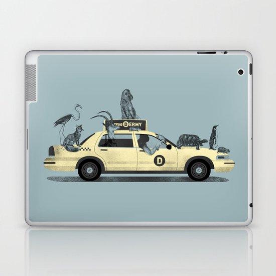 1-800-TAXI-DERMY Laptop & iPad Skin