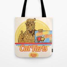Cat Tarts Tote Bag