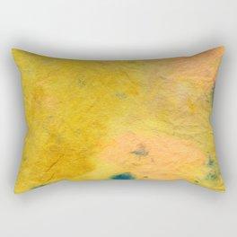 Abstract No. 534 Rectangular Pillow