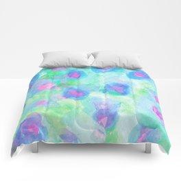 Drunken Cheetah Comforters