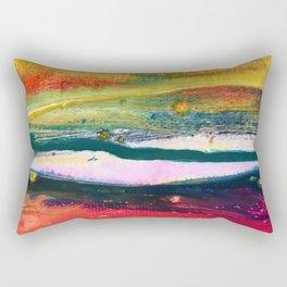 River of Dreams Rectangular Pillow