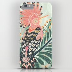 Hoopoe Bird iPhone 6s Plus Slim Case