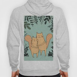 Forest Love Hoody