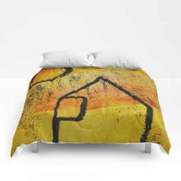 HOUSE and SUN Comforters