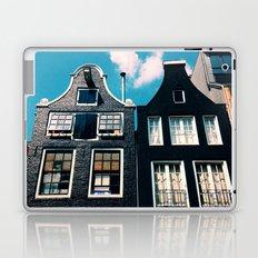 oh those houses ^_^  Laptop & iPad Skin