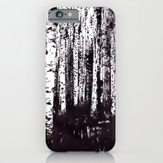 You can't see the forest for the trees iPhone 6s Slim Case