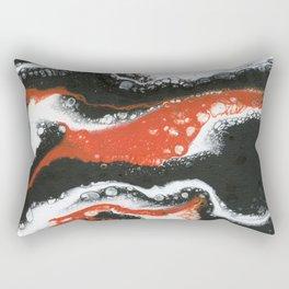 Fluidity II Rectangular Pillow