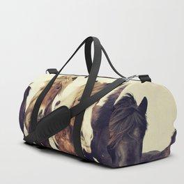 Horses Duffle Bag