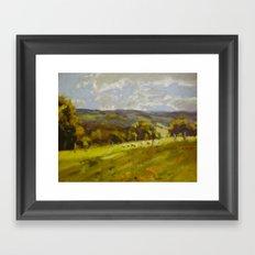 Master Copy of Scott Christensen Framed Art Print