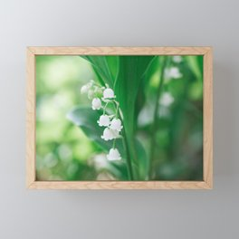 Spring Days Framed Mini Art Print