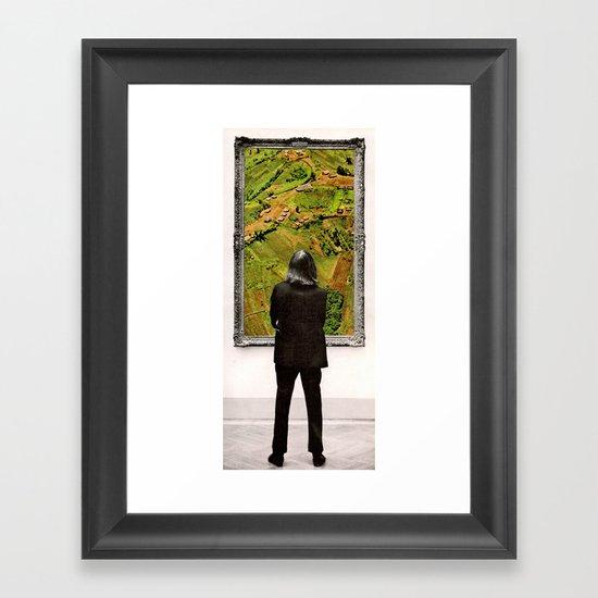 Frame 3 Framed Art Print