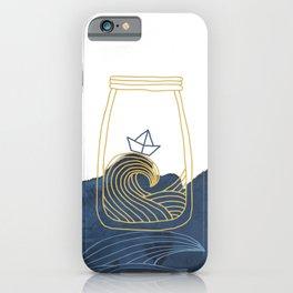 Bottled Sea iPhone Case