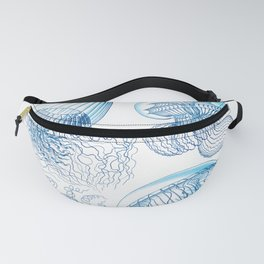 Jellyfish - Ocean Art Fanny Pack