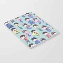 The Sextuplets Notebook