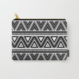 Aztec Ethnic Pattern Art N3 Carry-All Pouch