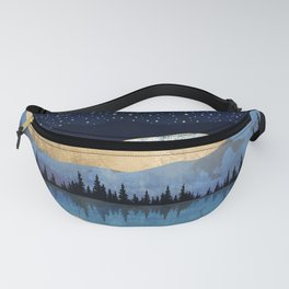 Midnight Lake Fanny Pack