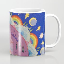 When it rains look for rainbows Coffee Mug