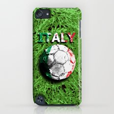 Old football (Italy) Slim Case iPod touch