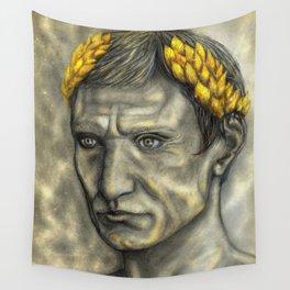Golden Gaius Wall Tapestry