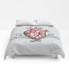 Suture Heart Comforters