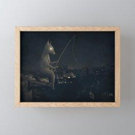 Pescador Framed Mini Art Print