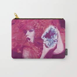 Bjork Low Poly Collection Carry-All Pouch