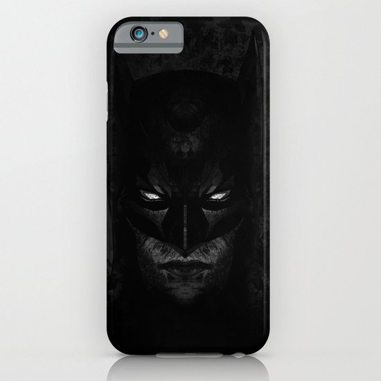 Darkness iPhone & iPod Case
