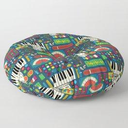 Magical Music Machine Floor Pillow