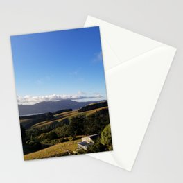 A Pleasant Walk Along HighCliff Road Stationery Cards