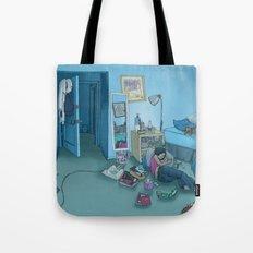 DC Sleeps Tote Bag