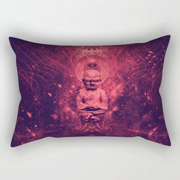 LITTLE ENLIGHMENT Rectangular Pillow