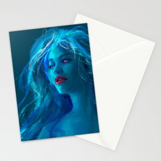 MELANCHOLY PILL Stationery Cards