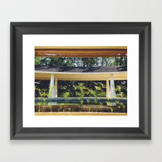 Hideaway Retreat Framed Art Print