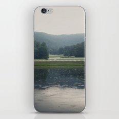 Tennessee Rain iPhone & iPod Skin