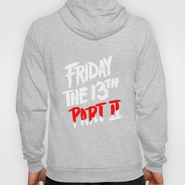 Friday the 13th Part 2 Hoody