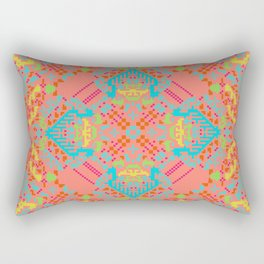 """Aurora"" series #9 Rectangular Pillow"