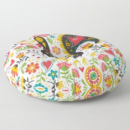 Uma casa portuguesa, com certeza Floor Pillow