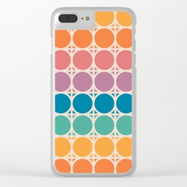 Boca Connections Clear iPhone Case