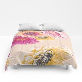 Gerbera Bouquet Comforters