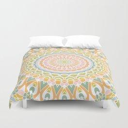 Meadow Mandala Duvet Cover