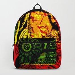 Haile Selassie Lion of Judah Backpack