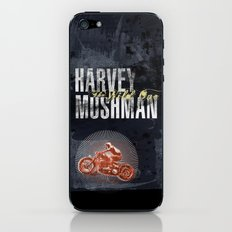HARVEY MUSHMAN iPhone & iPod Skin