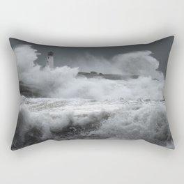 Winter Nor'Easter Rectangular Pillow