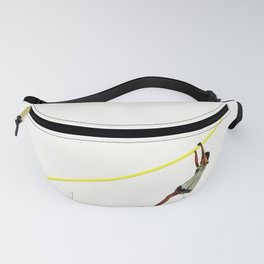 Zip Wire Fanny Pack