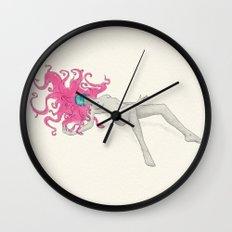 Dead model No.2 Wall Clock