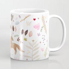 little foxes Mug