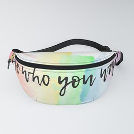 love who you want Fanny Pack