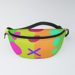 Party Time / Green Fanny Pack