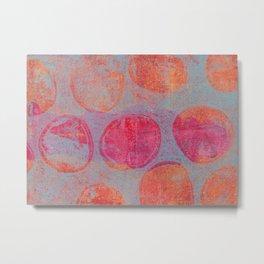 Abstract No. 189 Metal Print